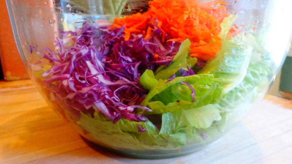 salad makings on Shalavee.com