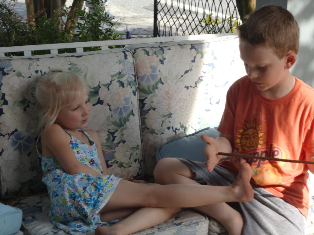 Eamon and Addison on Shalavee.com