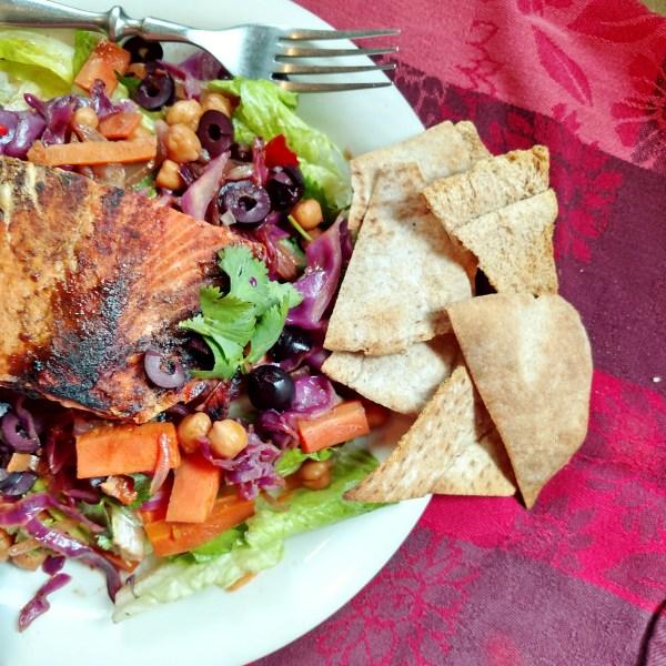 A Warm Salad?
