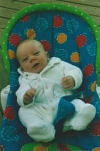 Baby Eamon 8 weeks 001