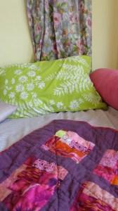 fiona's room purple  now