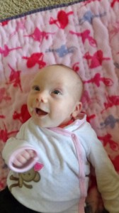 happy ballerina baby