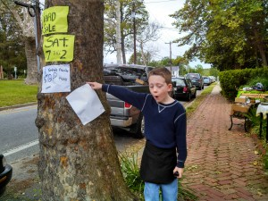 Eamon's yard sale - Copy