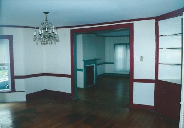 115 Gay st dining room 001