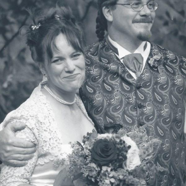 Happy 12th Wedding Anniversary To Us
