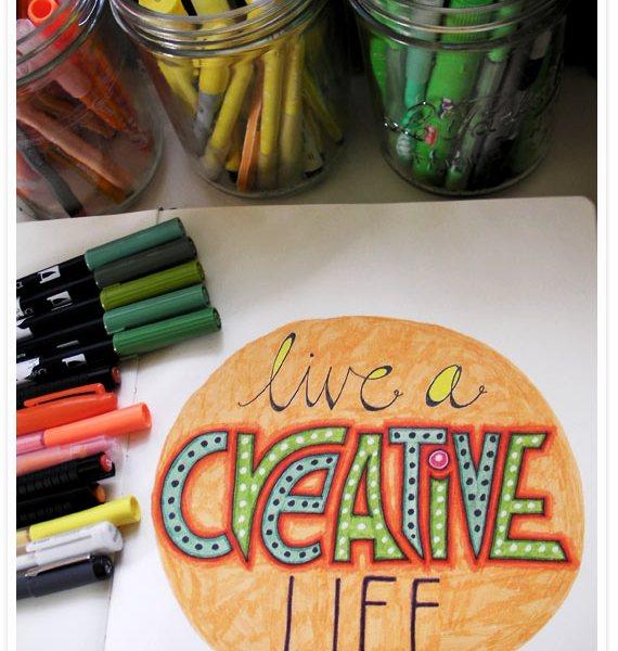 Creative Life Reminder