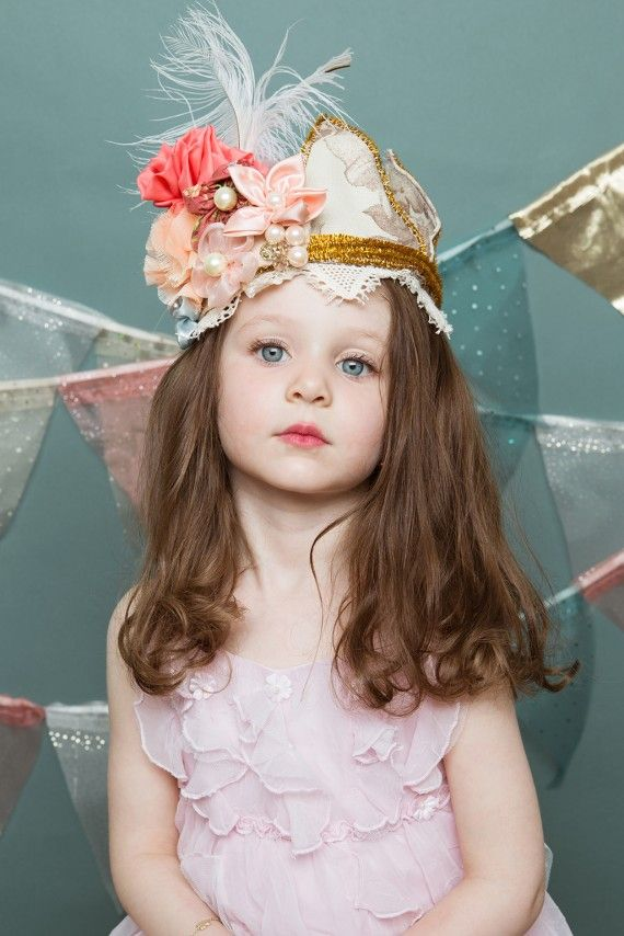 little girl in fancy crown from Shalavee.com