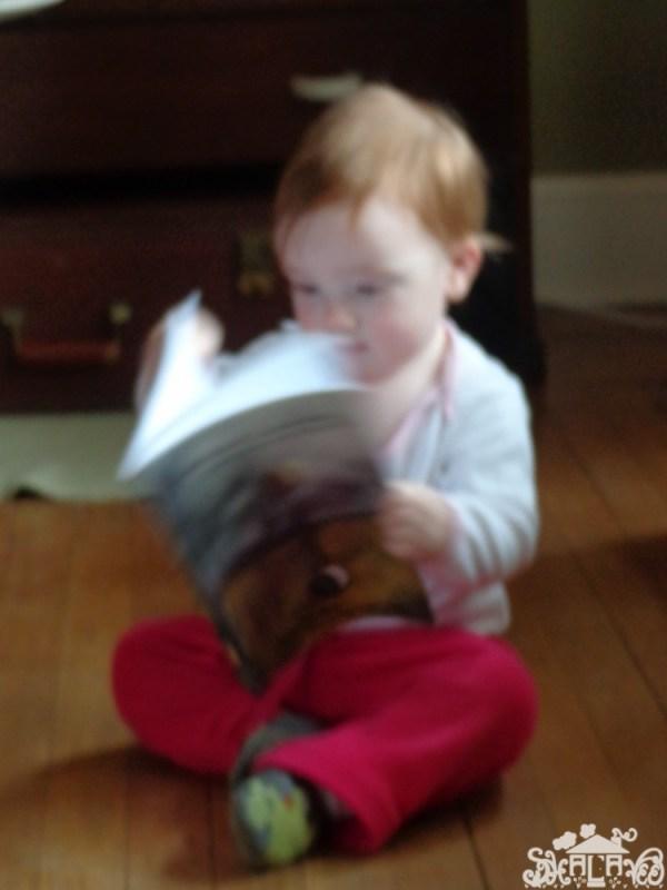 Fiona reading from Shalavee.com