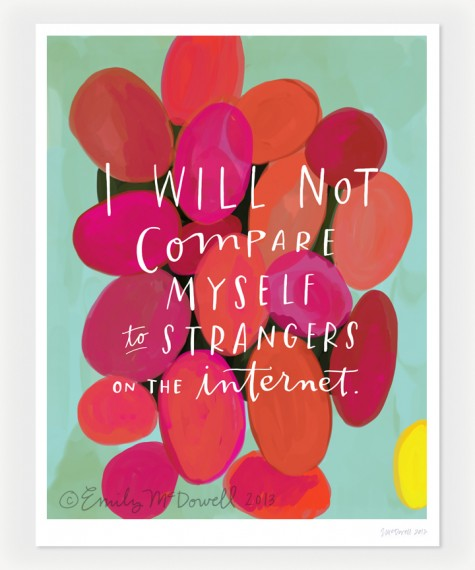 StrangersOnTheInternet from Emily McDowell Inc.