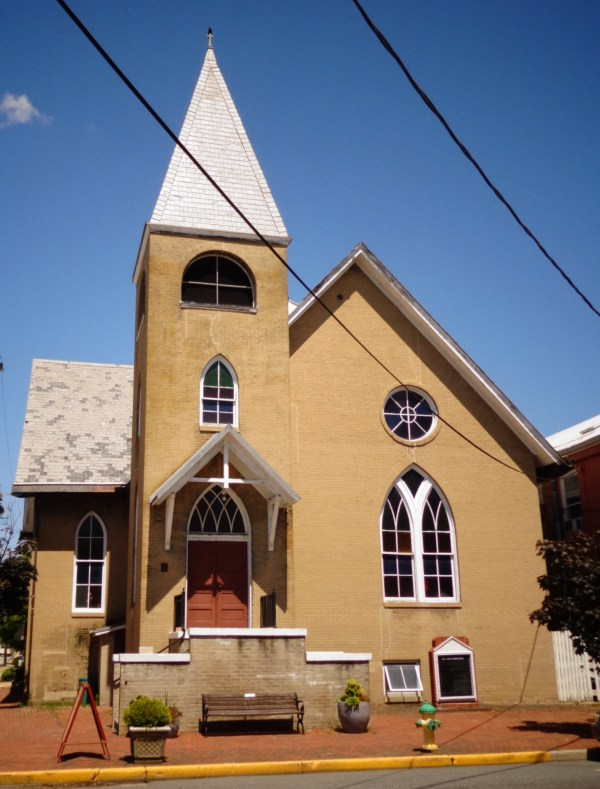 A church in #Chestertown,MD from Shalavee.com