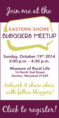 Blogger Meetup info image