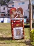 Homemade jukebox from Summerfestive on Shalavee.com