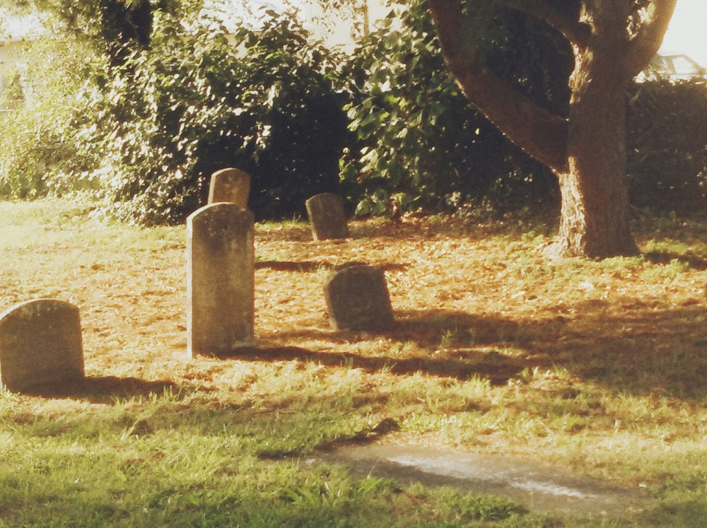 St. Luke's graveyard in #Denton,MD from Shalavee.com