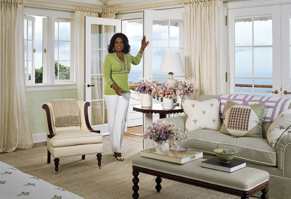 Oprah-Winfreys-House- on my Pinterest perfect day on Shalavee.com