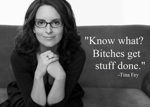 Tina fey on my ideal Pinterest day on shalavee.com