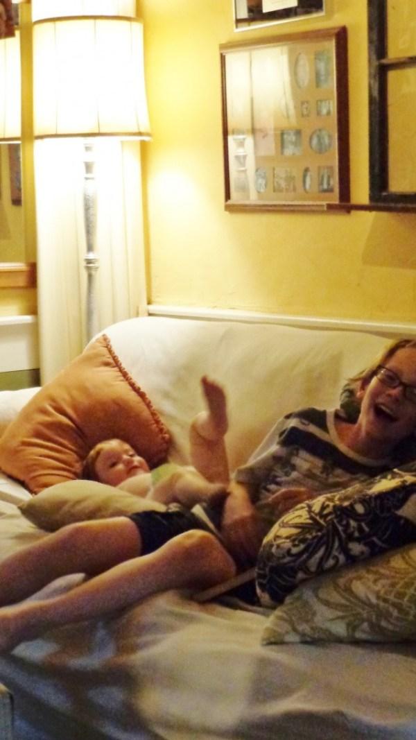 bedtime giggles on Shalavee.com