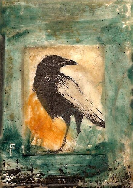crow and sun from Shalavee.com