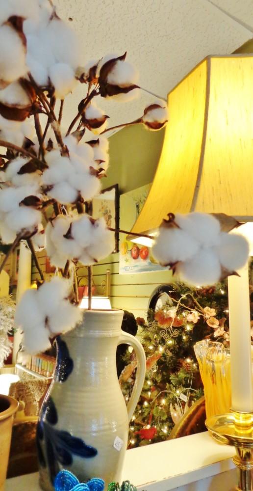 Fabulous faux cotton at Moonvine on Shalavee.com