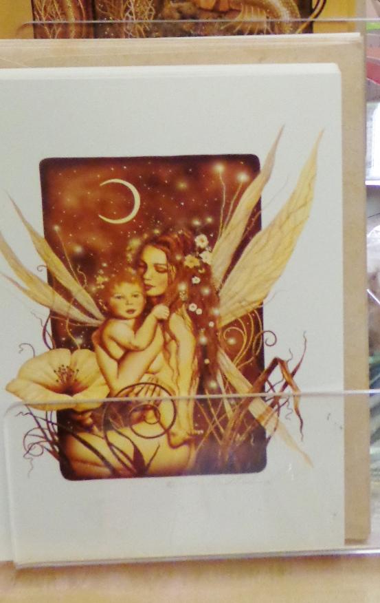 Fairy cards at Moonvine on Shalavee.com