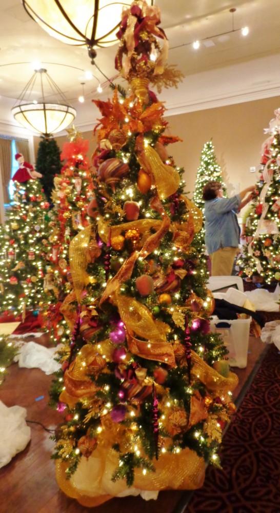 A Moraccan themed Christmas on Shalavee.com