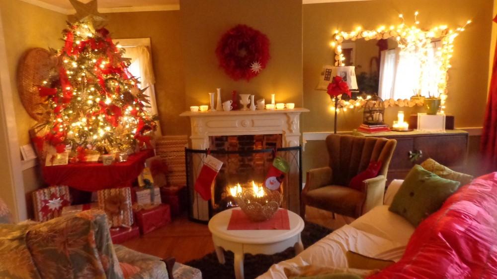 entire decorated  livingroom 2014 on Shalavee.com