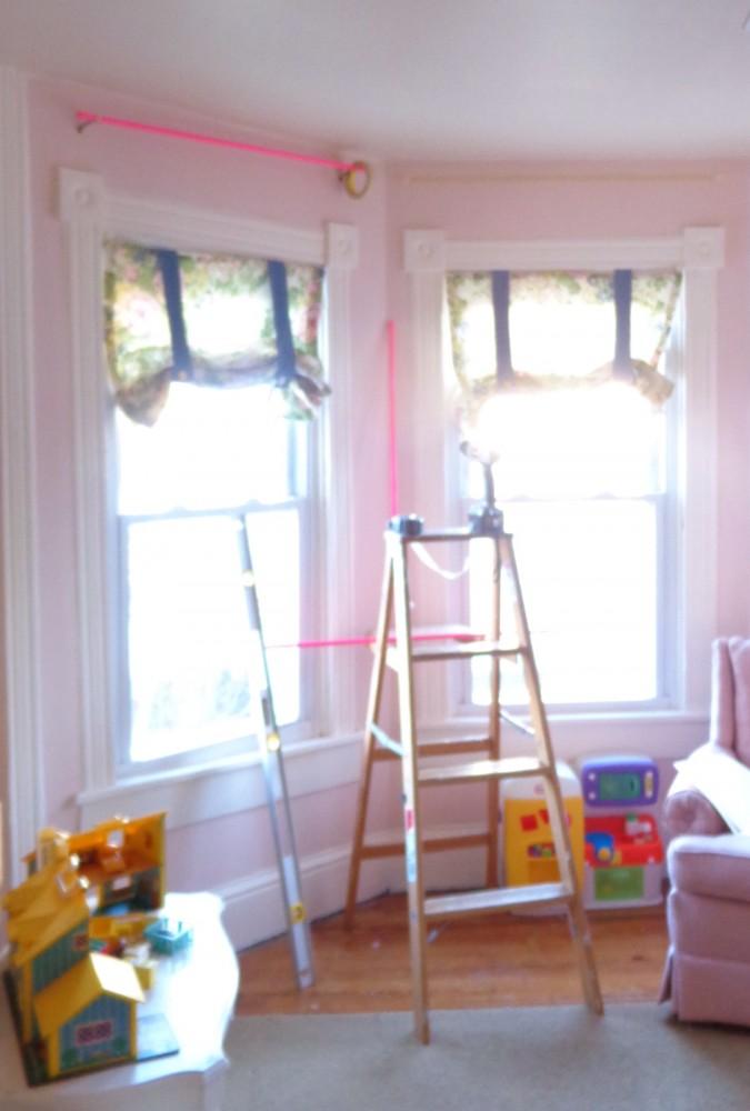 working on Fiona's room on Shalavee.com