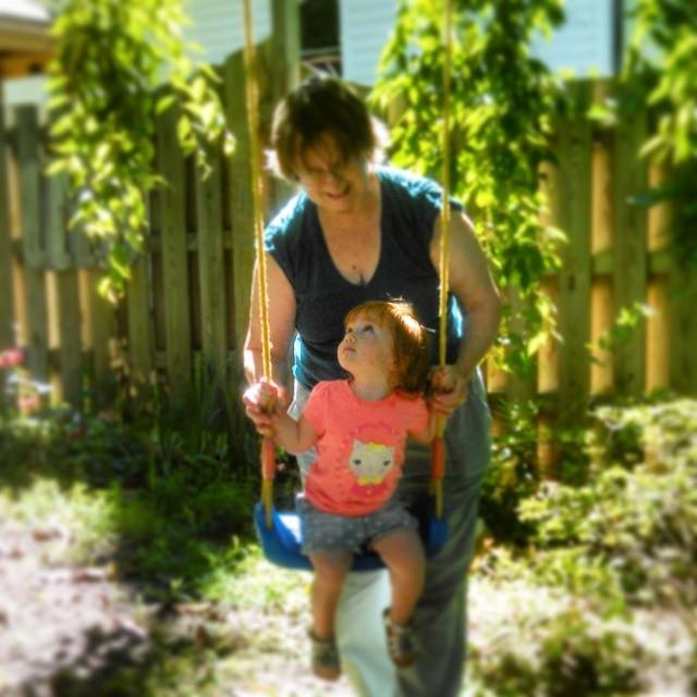 Mum Mum and Fiona on Shalavee.com