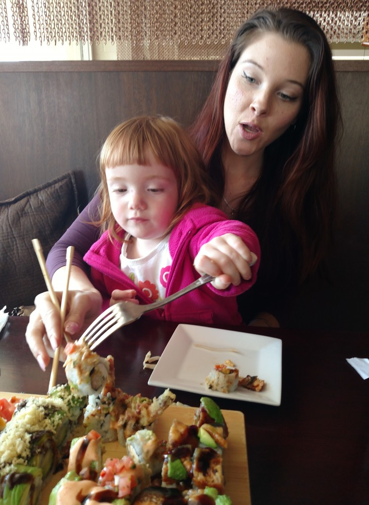toddlers and sushi on Shalavee.com