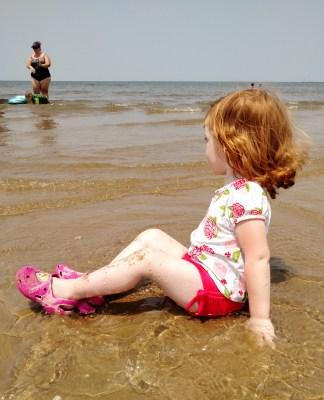 Fiona the bathing beauty on Shalavee.com  on Shalavee.com