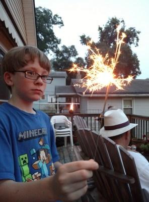 sparklers  on Shalavee.com
