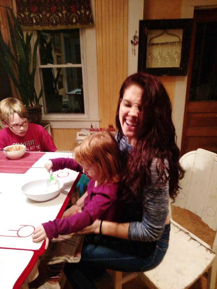 Caitlin and Fiona on Shalavee.com