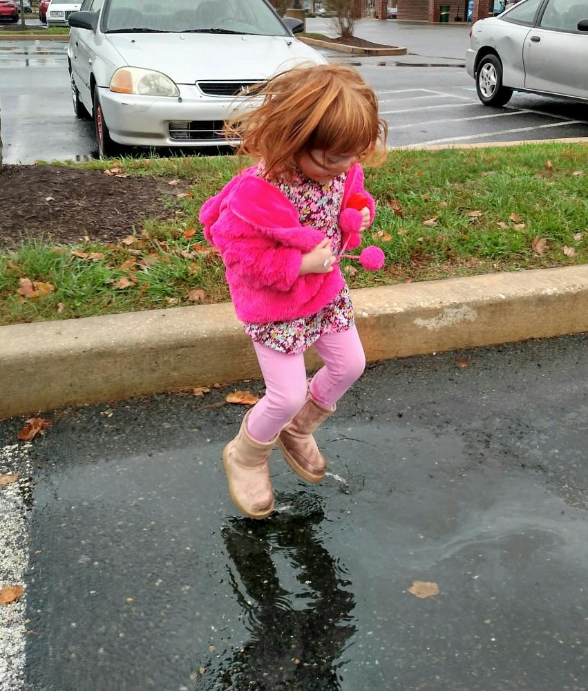 puddle hopping on Shalavee.com