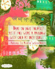 love yourself on Shalavee.com