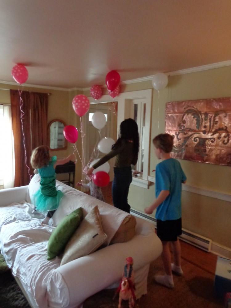 balloon fun on Shalavee.com
