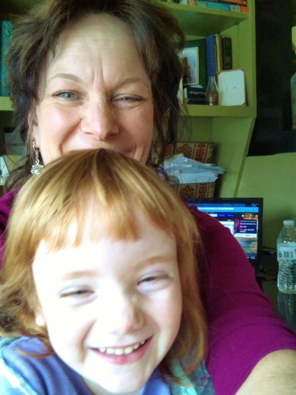 me and Fiona on Shalavee.com