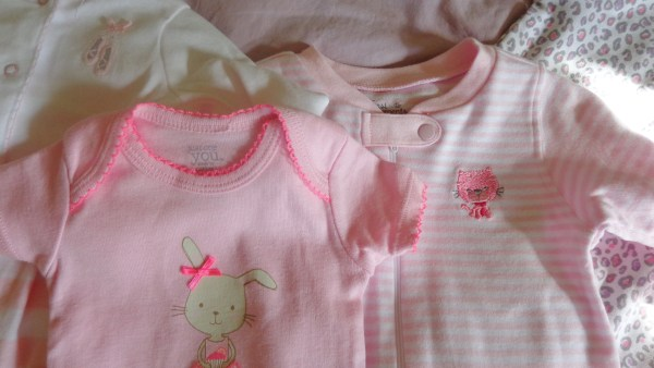 kitty and bunny baby girl clothing on Shalavee.com