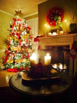 Christmas 2016 is Decorated on shalavee.com