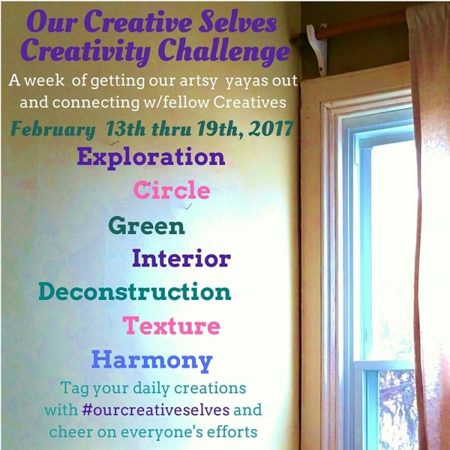 our creative selves on Shalavee.com