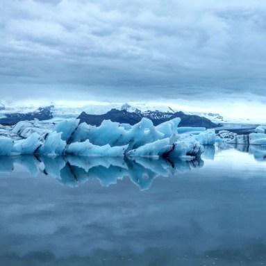 Iceland, budget adventure, glacier, wanderlust