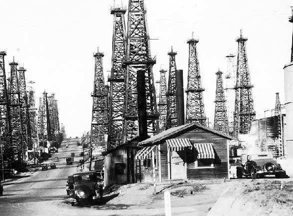 T&F Oil Company - Our History, Single Hill Oil Field