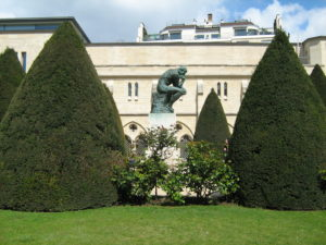 Auguste-Rodin-The-Thinker-In-the-garden-at-the-Auguste-Rodin-Museum-Paris