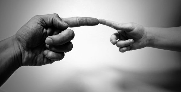The Spiritual Practice of Reaching Out