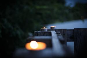 Glimpsing God in the Dark Night