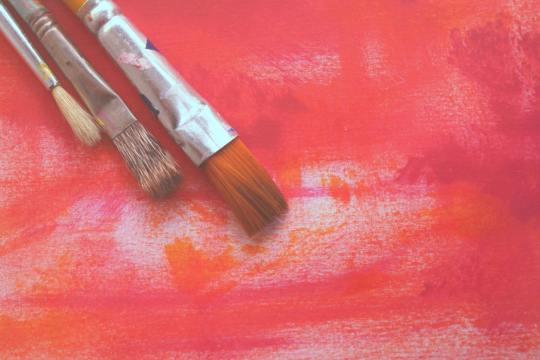 Painting Love's Journey