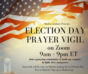 Election Day Prayer Vigil