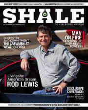 SHALE Magazine Cover Rod Lewis Lewis Energy