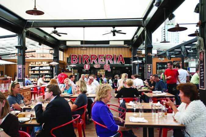 SHALE Magazine Italian Restaurant Eataly New York Birreria