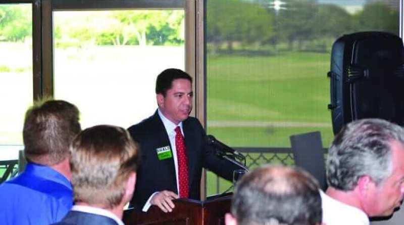SHALE Magazine Cover Party Honoring Scott Sheffield of Pioneer Natural Resources at Las Colinas Country Club