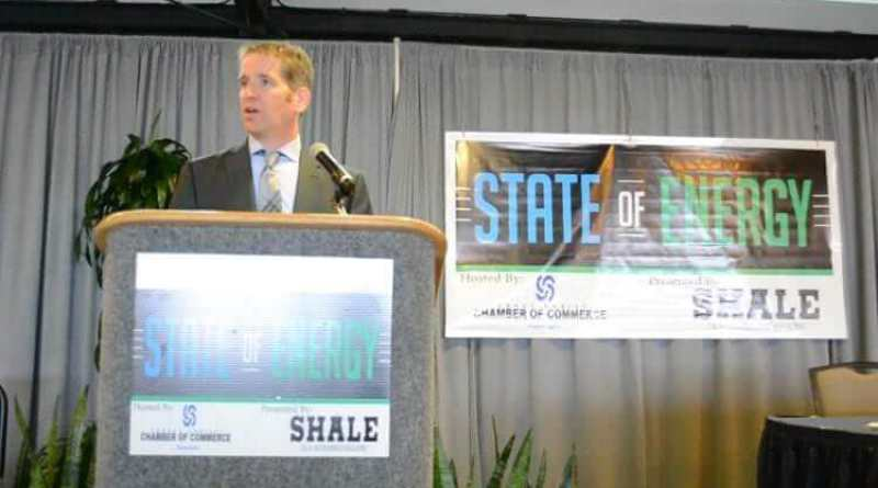 SHALE Oil & Gas Business Magazine presents: State of Energy 2015 - Matt Most, Keynote Speaker