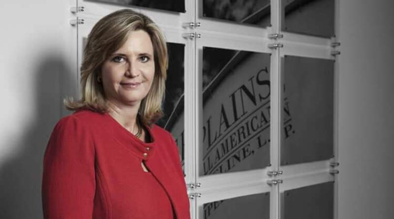 Sharon Spurlin Shattering the Oil and Glass Ceiling Feature Image